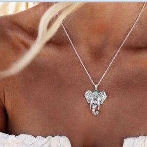 Amazing Elephant Charm Necklace
